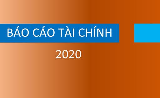 CÔNG TY CP ĐẦU TƯ BKG VIỆT NAM CÔNG BỐ BCTC ĐÃ KIỂM TOÁN NĂM 2020